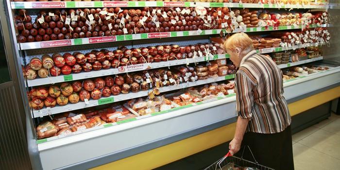Потребительская корзина. Стоимость продуктов