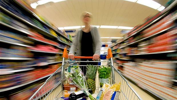 Цены на продукты питания рванули вверх