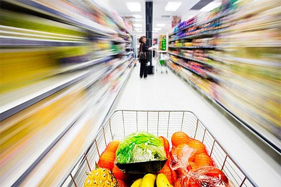 Цены на продукты на минимуме