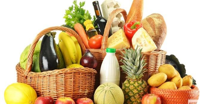 Цены на продукты питания в мае 2012