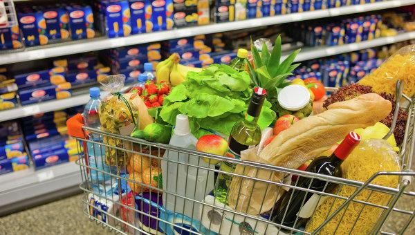 Цены на продукты в 2013 году