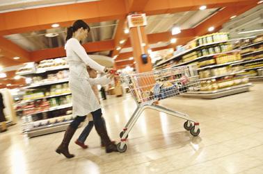 Цены на продукты в 2012 продолжают снижаться