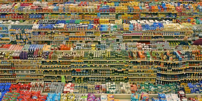 Изменение цен на продукты в первом полугодии 2014