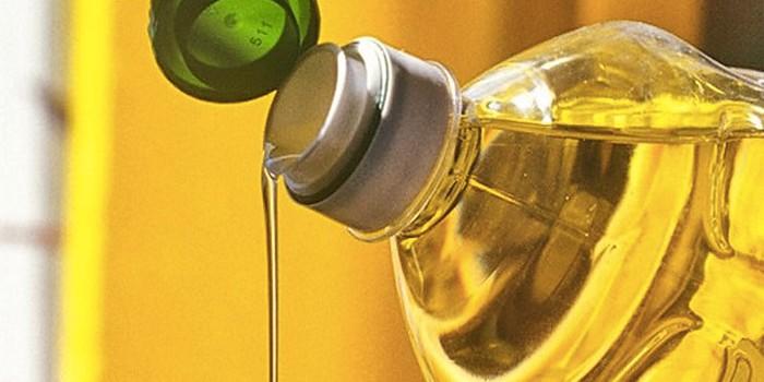 Цены на растительное масло