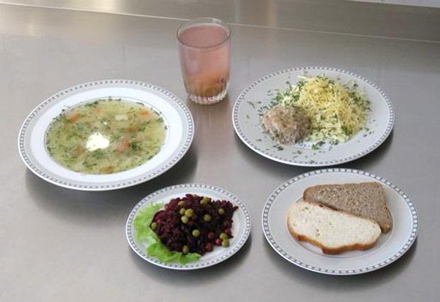 обед для детей 4-6 лет