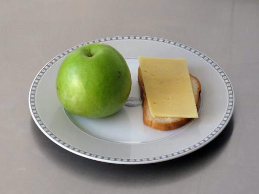 второй завтрак
