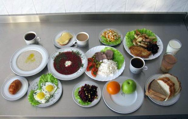 рацион питания для похудения от аниты луценко