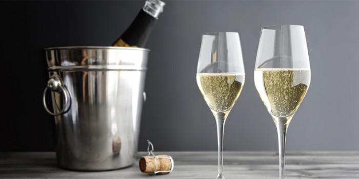 Цены на шампанское