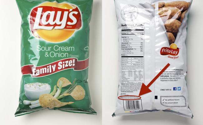 Крупные компании будут сообщать о ГМО в своих продуктах